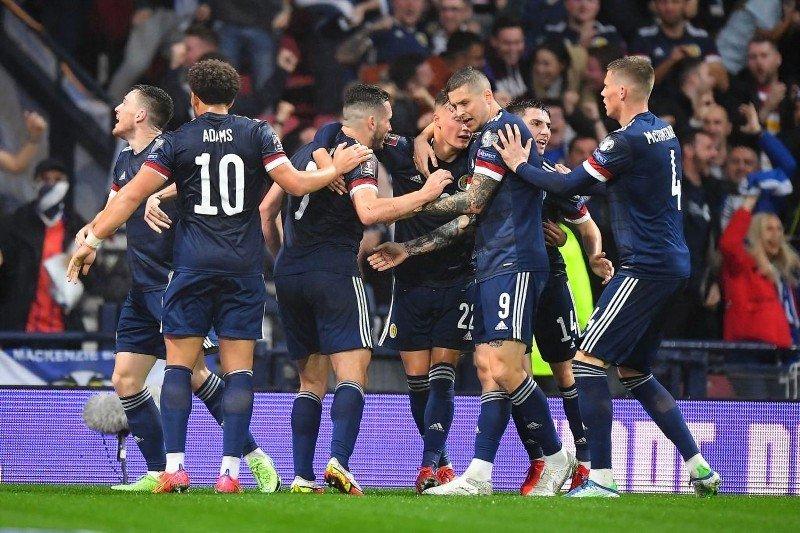Scotland vs Israel WC Qualifier 9 October 2021