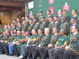 Springboks 2015 RWC