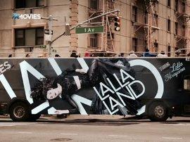 """M-Net Movies' """"Lalla Land"""" starring Lalla Hirayama - bus image"""