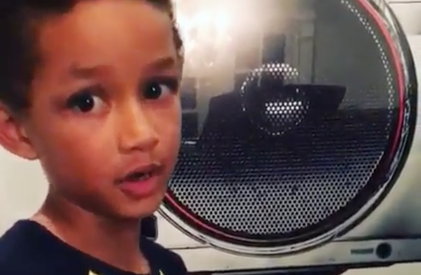Swizz Beatz proud of son as he writes first-ever song