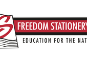 Freedom Stationery logo