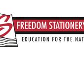 Freedom Stationery logo