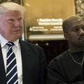 kanye meets donald trump