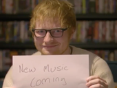 ed sheeran new music