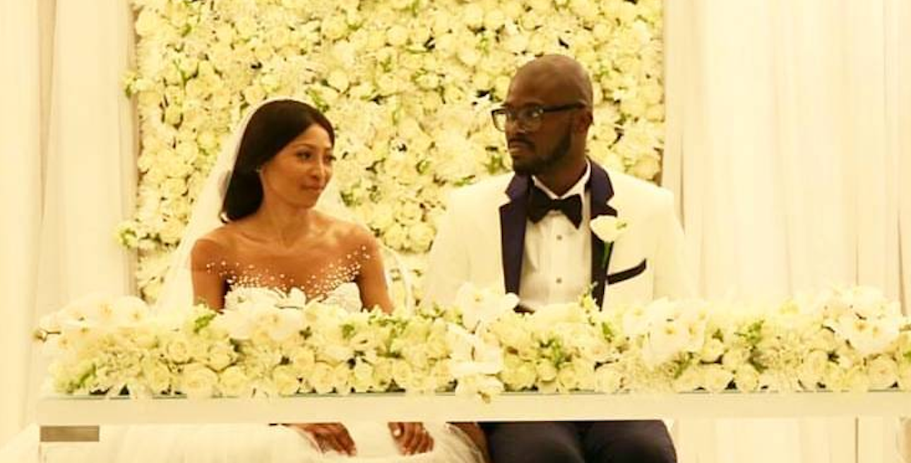 a look inside black coffee and enhle's wedding
