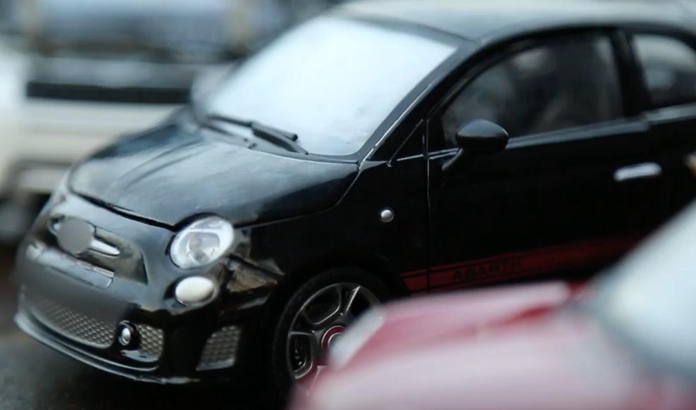 fake car online ad