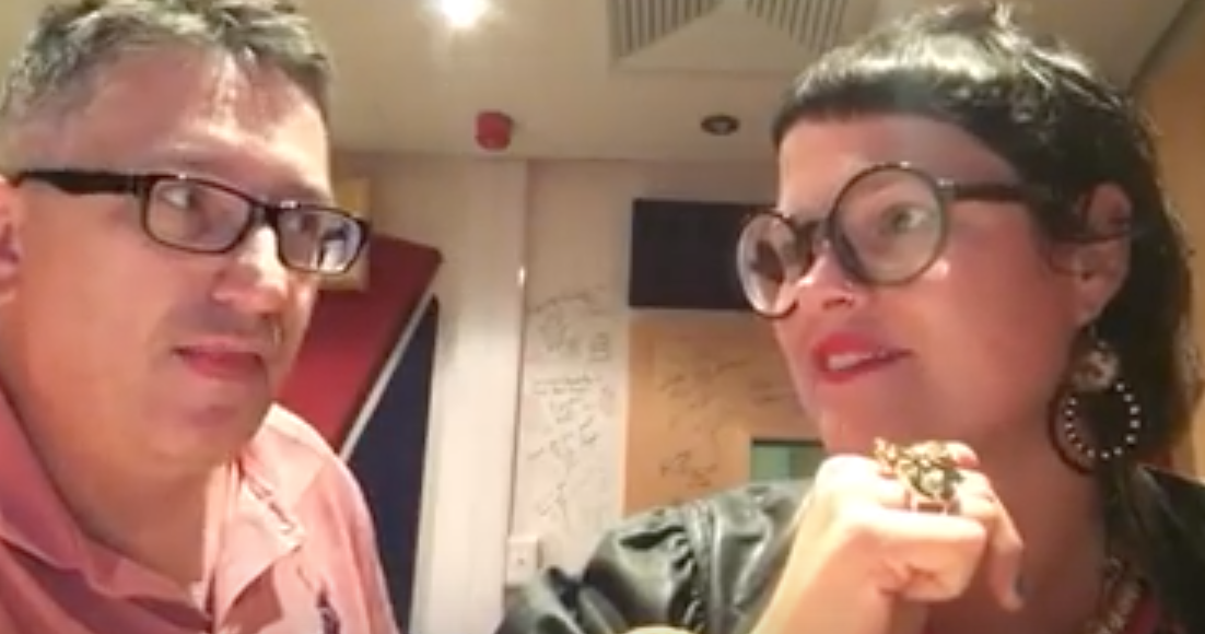 darren and jane react to harry styles