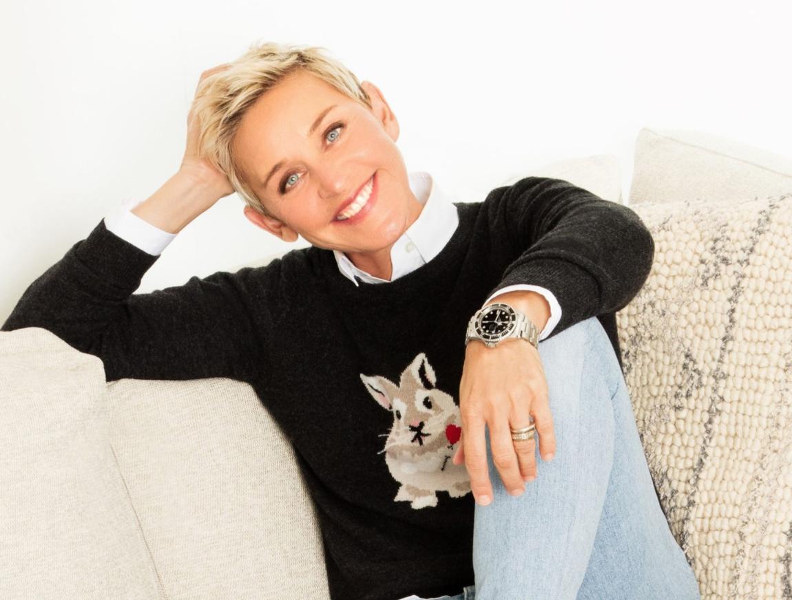 Ellen DeGeneres Facebook