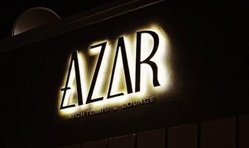 azar . nightclub connecting africa