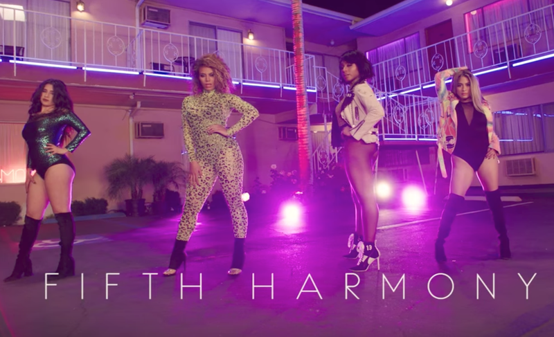 Fifth Harmony release music video for 'Down' featuring Gucci Mane