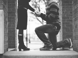 wedding proposal pexels