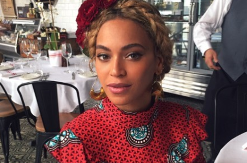 beyonce instagram new