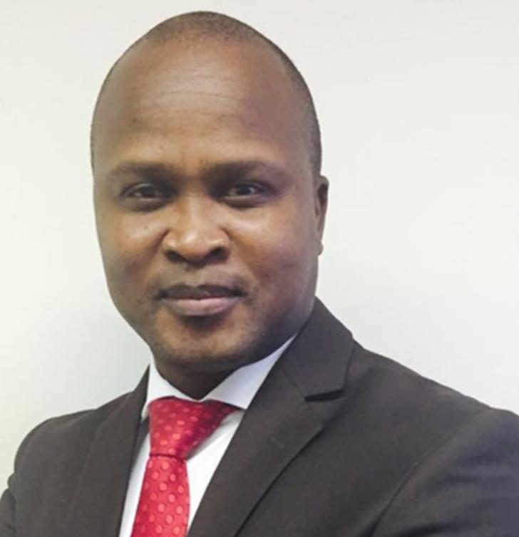 Ralph Mathekga