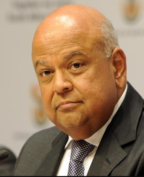 South African court denies Gordhan protection in Gupta, bank dispute