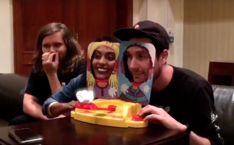 bastille pie face
