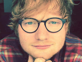 Ed Sheeran breaks both arms