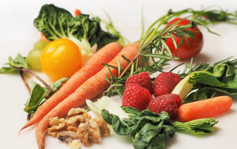 vegan foods pexels