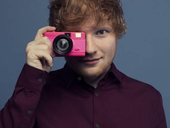 ed sheeran camera