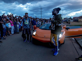 Kwesta new music video