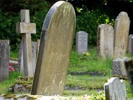 graveyard pexels