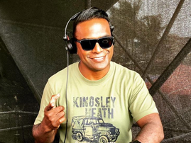 deon govender in dj instagram