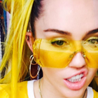 miley cyrus yellow instagram
