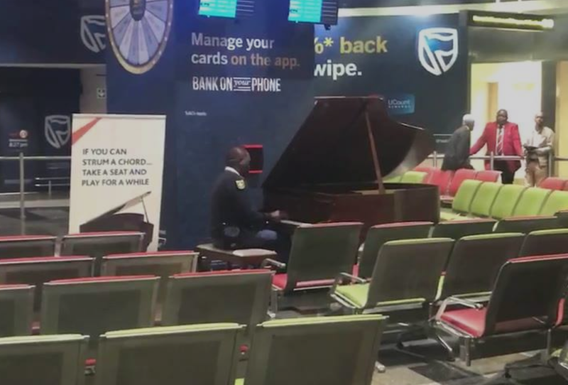 Durban Airport Security