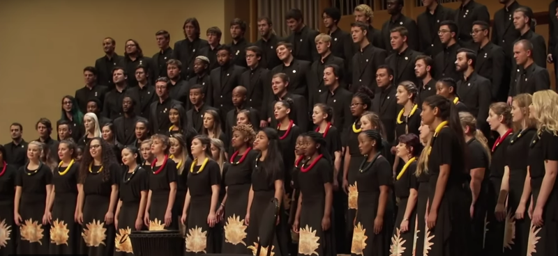 Stellenbosh choir