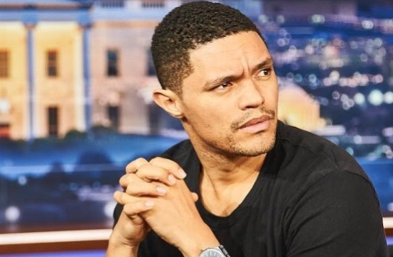 trevor noah thinking instagram