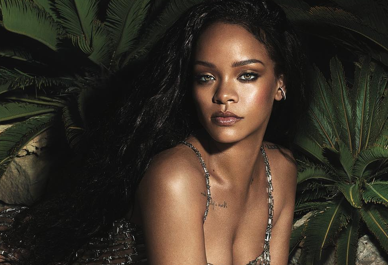 rihanna vogue june