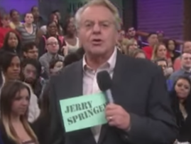 jerry springer pic youtube