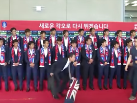 South Korea Soccer Team