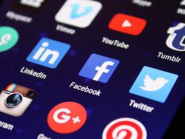 social media phone apps