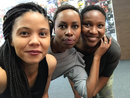 Carla, Elana and Roz