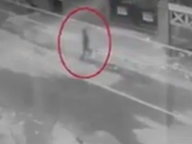 chilling footage ghost unilad