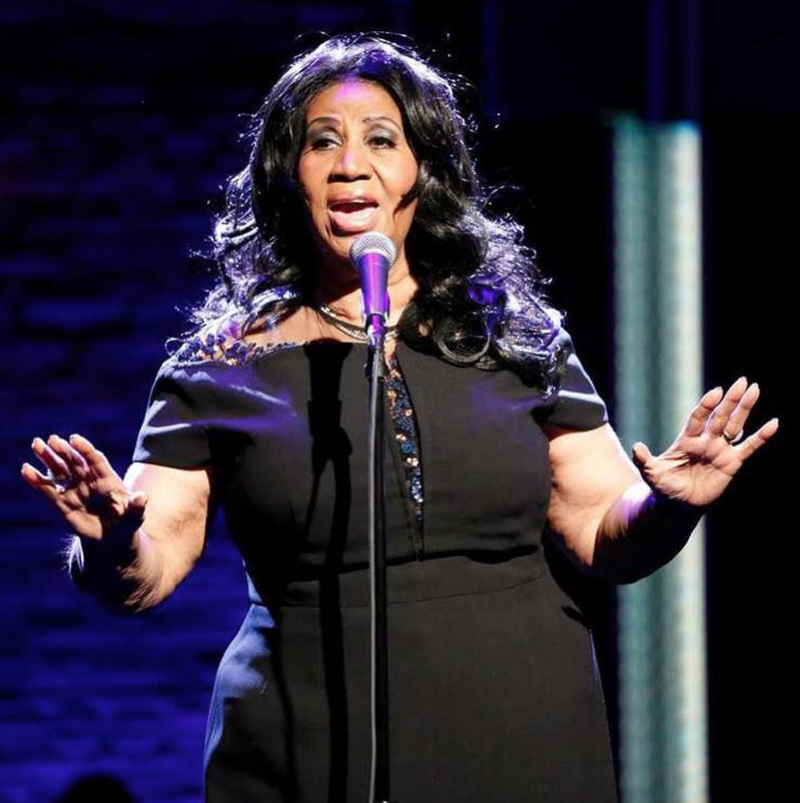 Aretha Franklin gets farewell message from unlikely source