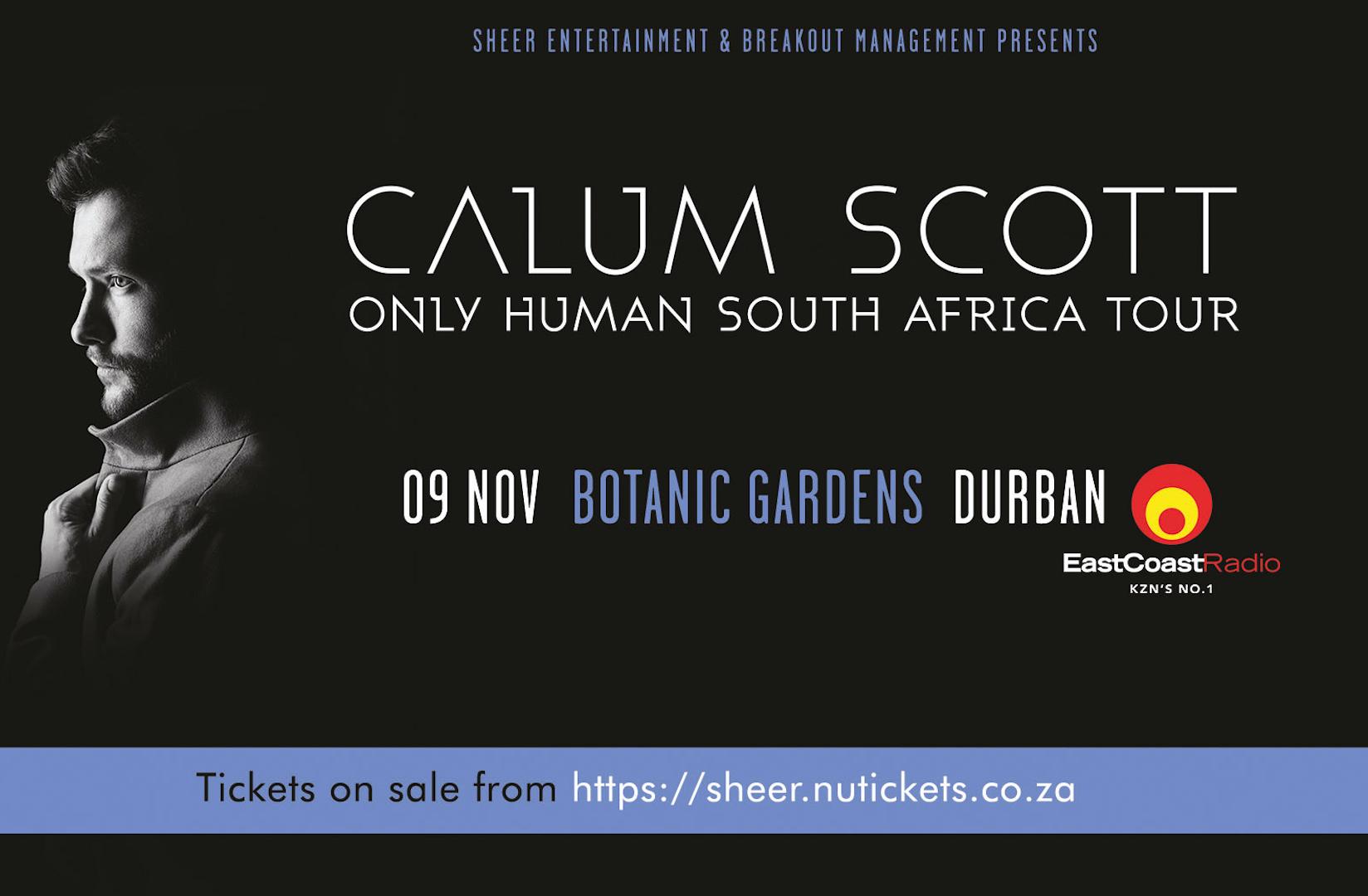 calum scott event artwork concert