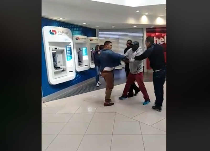 Incident at N1 City Mall