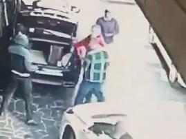 Sandton Rolex robbery