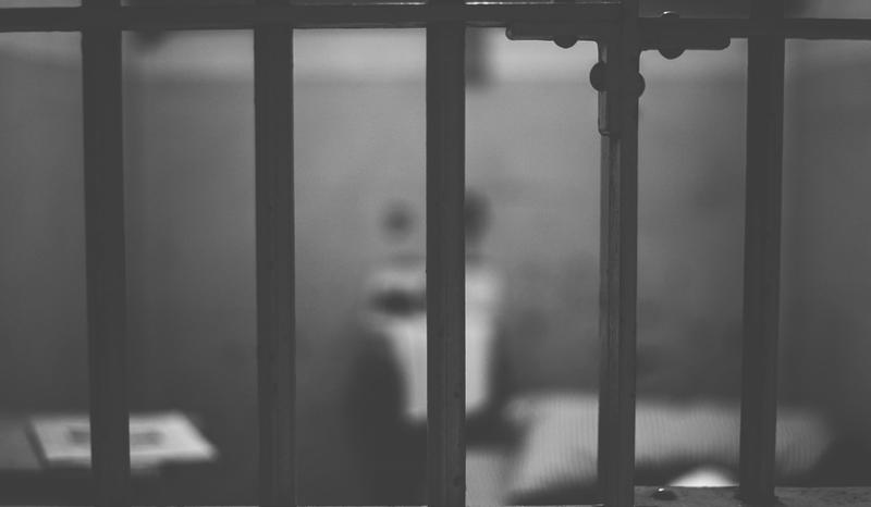 inside prison cell pixabay