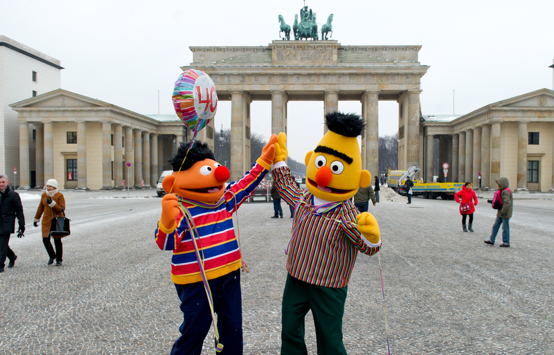 Sesame Street say Bert and Ernie 'have no sexual orientation'