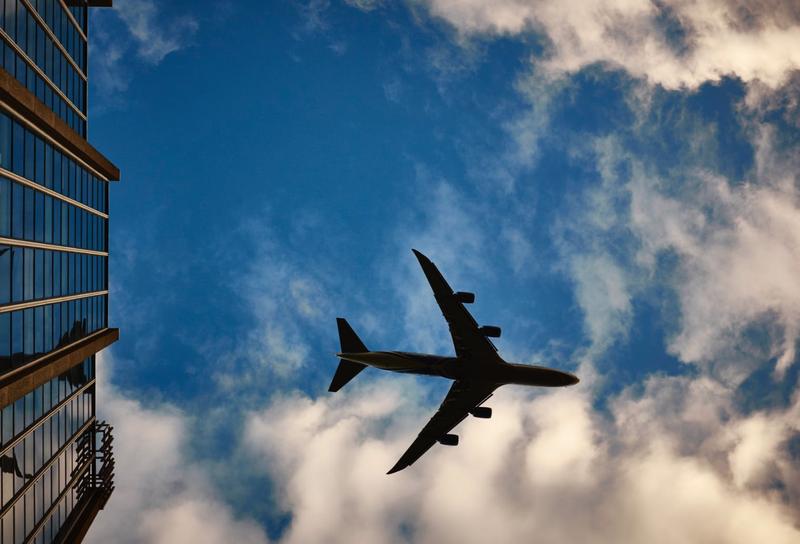 aeroplane flying pexels