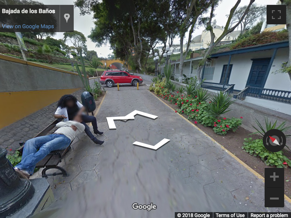 Busted! 'Cheating' woman caught out thanks to Google Maps
