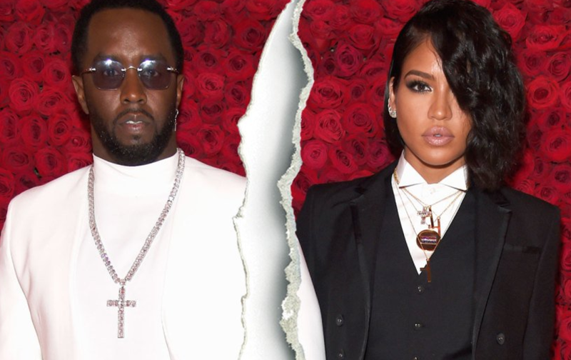 Sean 'Diddy' Combs and Cassie Ventura call it quits