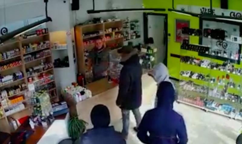 Robbers in Belgium arrested