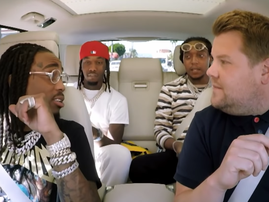 migos car pool youtube