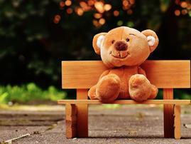 teddy bear pexels pic