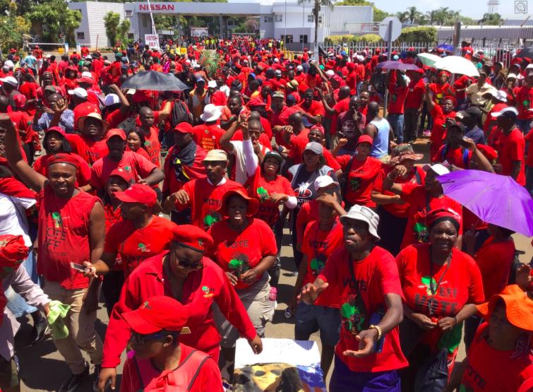 EFF Tshwane