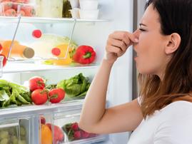 expired food in fridge istock