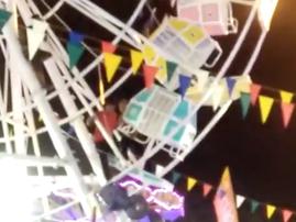 Ferris Wheel Malfunction